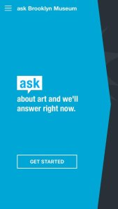 ASK Brooklyn Museum, January 2020