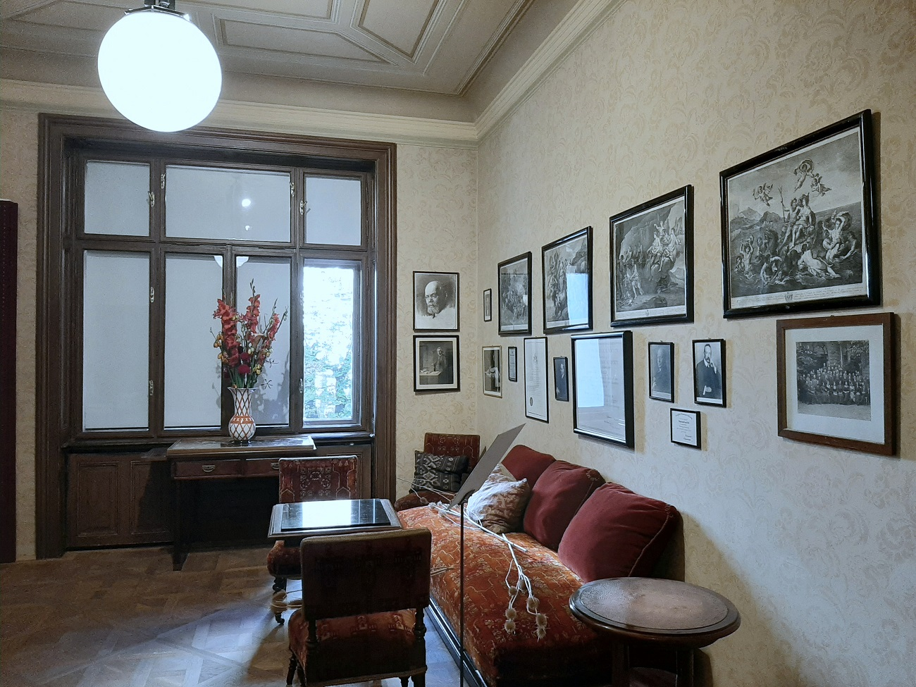 Sigmund Freud Museum, September 2020