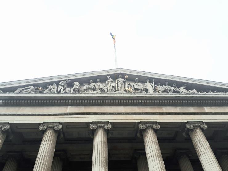 British Museum, 2019